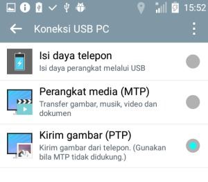 Cara Mengaktifkan Developer Option dan USB Debugging di LG 5