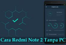 Cara Root Xiaomi Redmi Note 2 (Hermes) Dengan Kingroot 8
