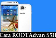 Cara Root Advan Vandroid S5H Tanpa PC 6