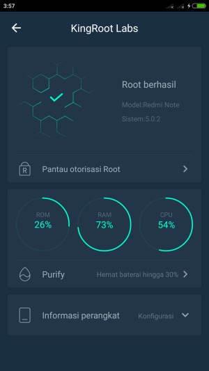 Cara Mendapatkan Akses Root Redmi Note 2 (Hermes) Tanpa PC 2