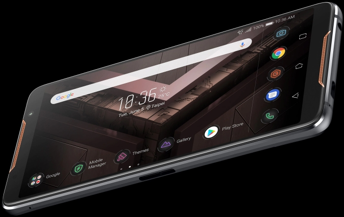 ROG Phone - Ponsel Gaming Dari ASUS (Spesifikasi) 2