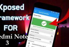 Cara Pasang Xposed Framework Redmi Note 3 MIUI 9 Marshmallow 4
