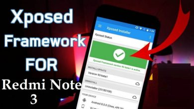 Cara Pasang Xposed Framework Redmi Note 3 MIUI 9 Marshmallow 3