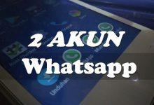 Gambar Cara Menggunakan 2 Akun Whatsapp di Android 4