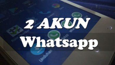 Cara Menggunakan 2 Akun Whatsapp di Android 5