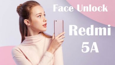 Cara Menambah Fitur Face Unlock Redmi 5A 8