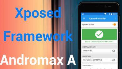 Cara Pasang Xposed Framework Andromax A A16C3H 6
