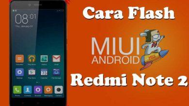Gambar Cara Flash Redmi Note 2 / Prime dengan Mi Flash Tool 2