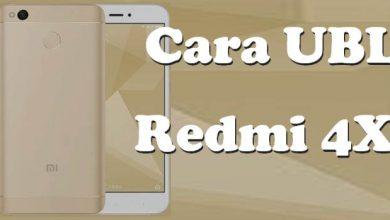 Cara Unlock Bootloader Xiaomi Redmi 4X MIUI 8 / 9 / 10 3