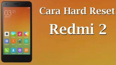 2 Cara Reset Xiaomi Redmi 2 / Prime Kembali Ke Pengaturan Pabrik 5