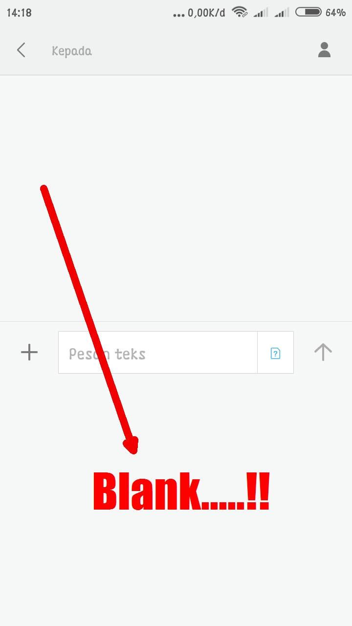 Cara Mengatasi Keyboard Tidak Muncul di Xiaomi Redmi 5A 1