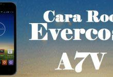 Cara Root Evercoss A7V Tanpa PC 6