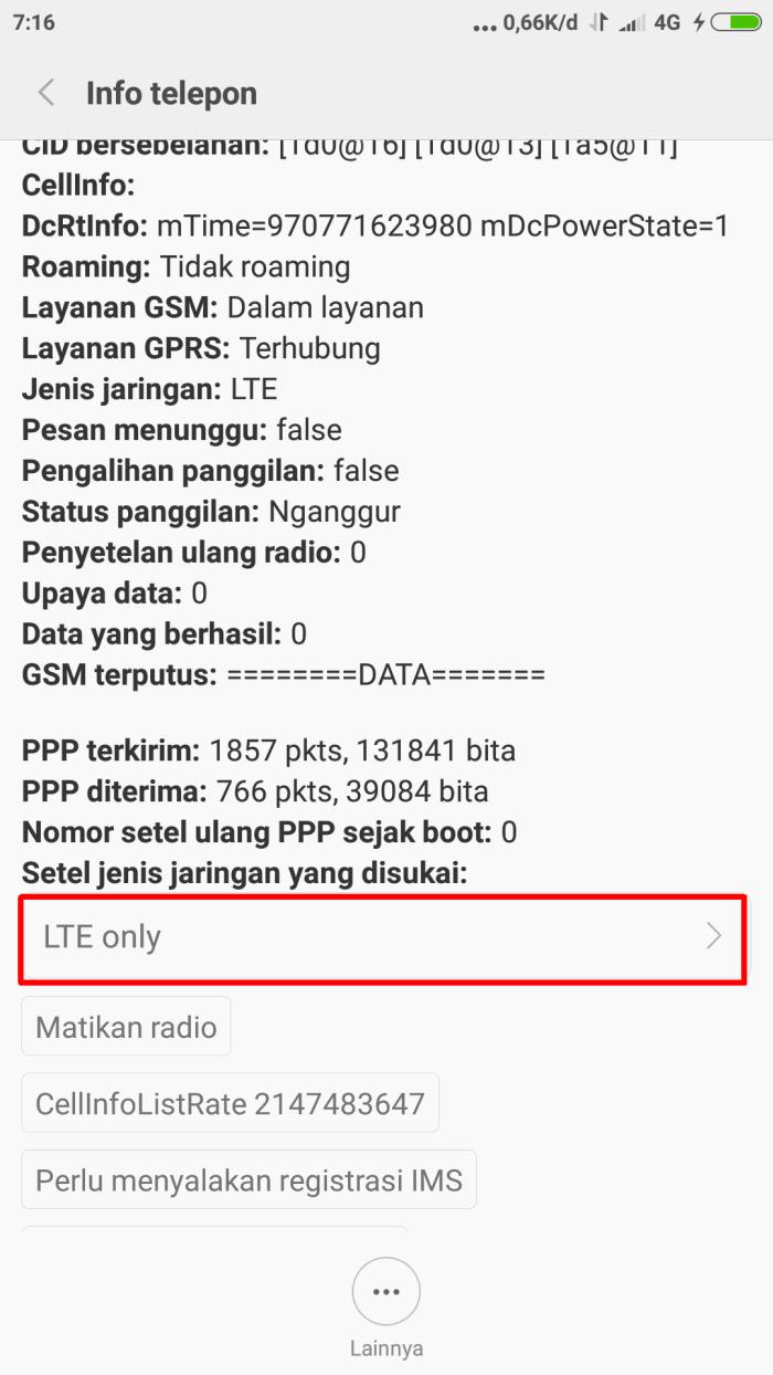 Cara Pakai Smartfren 4G di Xiaomi Redmi Note 3 / Note 3 PRO 3