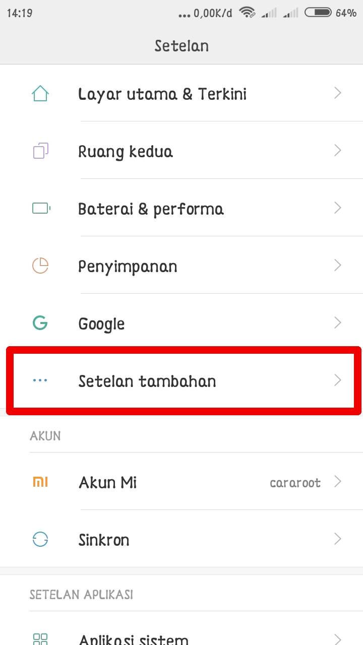 Cara Mengatasi Keyboard Tidak Muncul di Xiaomi Redmi 5A 2