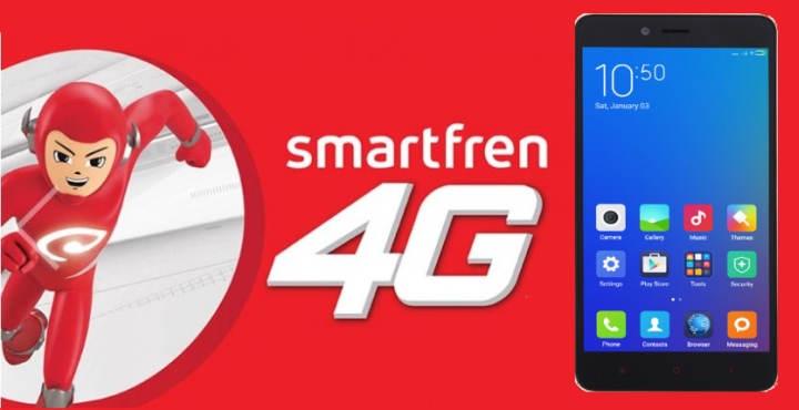 Cara Setting Smartfren 4G Di Xiaomi Redmi