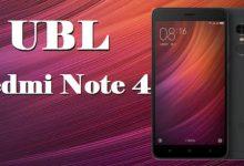 Gambar Cara Unlock Bootloader Xiaomi Redmi Note 4 dan Note 4X 4