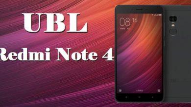 Cara Unlock Bootloader Xiaomi Redmi Note 4 dan Note 4X 6
