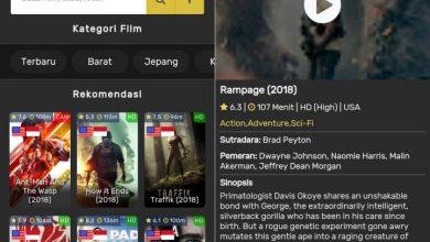 Cara Nonton Film Gratis dengan Subtitle Indonesia di Android 6