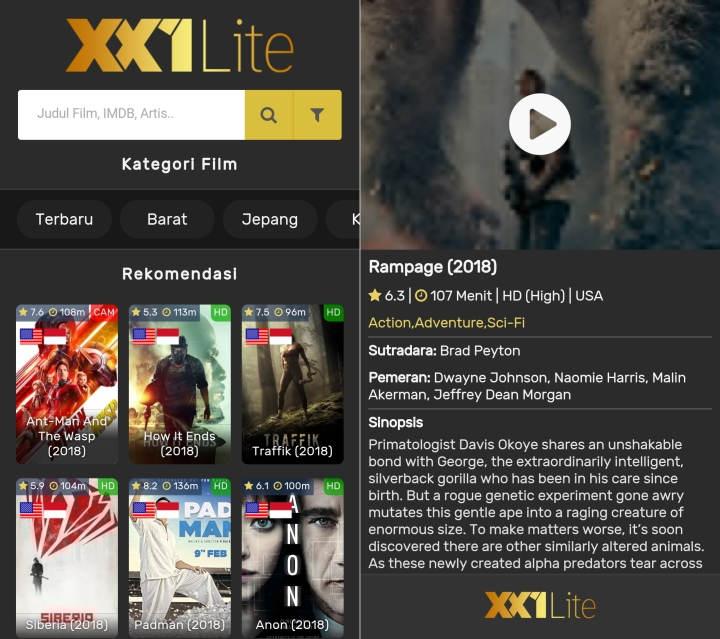 Cara Nonton Film Gratis Dengan Subtitle Indonesia