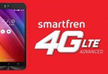 Gambar Cara Menggunakan Smartfren 4G di ASUS Zenfone 1