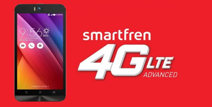 Cara Menggunakan Smartfren 4G Di ASUS Zenfone