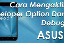 Cara Mengaktifkan Developer Option dan USB Debugging di ASUS Zenfone 8