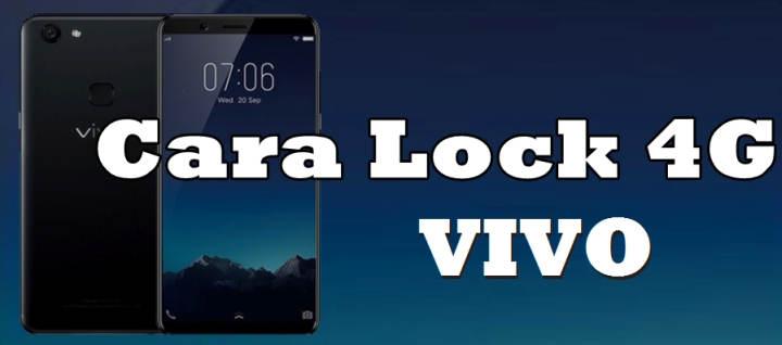 Cara Mengunci / Lock Jaringan 4G Pada Smartphone VIVO