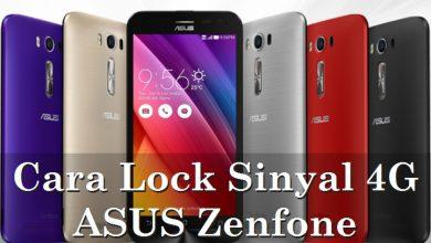Gambar Cara Lock Jaringan 4G HP ASUS Zenfone Semua Model 2
