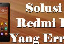 Solusi Redmi 1s yang Error dan Bootloop atau Stuck di Logo Mi 8