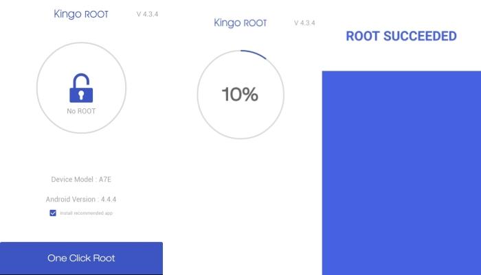 Cara Root Dengan kingoroot