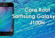 Gambar Cara Root Samsung Galaxy J1 J100H Tanpa PC 1
