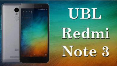 Cara Unlock Bootloader (UBL) Xiaomi Redmi Note 3 / PRO / SE MIUI 8 dan MIUI 9 1