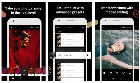 4 Aplikasi Foto Editing Android Terbaik yang Menghasilkan Nuansa Retro dan Vintage Lebih Menarik 1