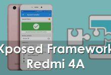 Cara Pasang Xposed Framework Xiaomi Redmi 4A MIUI 9 / MIUI 10 Android 7.1 Nougat 4