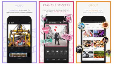 Gambar Cara Menggunakan Aplikasi Foto Editor PicMix di Android 4