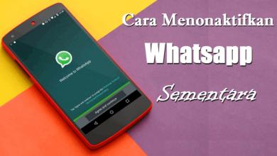 Cara Menonaktifkan Whatsapp Sementara di HP OPPO, ASUS, Xiaomi dan Vivo 2