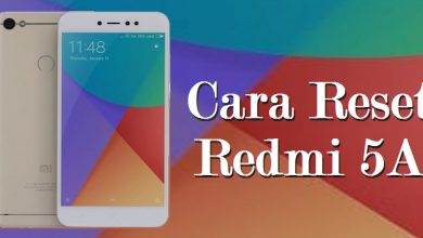 Cara Hard / Factory Reset Redmi 5A / Note 5A 4