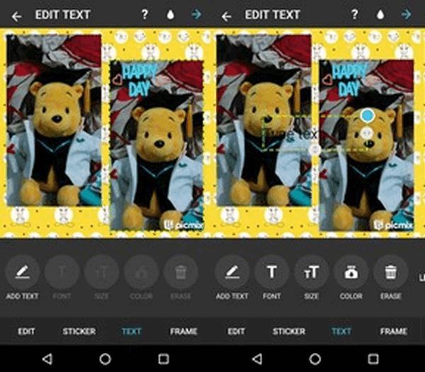 Cara Menggunakan Aplikasi Foto Editor PicMix di Android 7