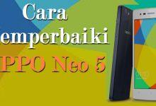 Gambar Cara Mengatasi Masalah OPPO Neo 5 yang Terdiam di Logo OPPO (Bootloop) 5