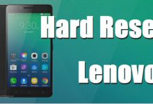Cara Hard Reset Lenovo A6000, A6010 dan A2020 1