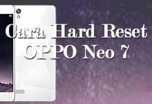 Cara Reset Oppo Neo 7 Lewat ColorOS Recovery 1