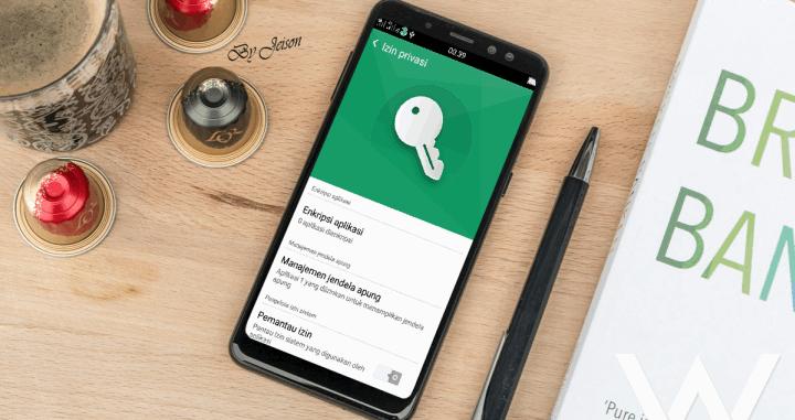 Cara Mengunci Whatsapp Dengan Password/Pola Di Xiaomi, Vivo, OPPO Dan ASUS