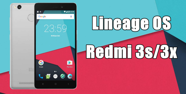 Cara Pasang ROM LineageOS 14.1 Android Nougat Redmi 3S/3X