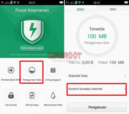 Cara Menonaktifkan Whatsapp Sementara di HP OPPO, ASUS, Xiaomi dan Vivo 4