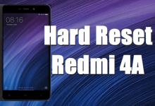 Gambar ✓Cara Reset Xiaomi Redmi 4A Solusi Mudah Mengatasi Error 4