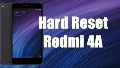 Cara Hard Reset Redmi 4A 5