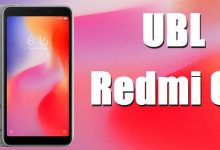 "Gambar Cara UBL ""Unlock Bootloader"" Xiaomi Redmi 6A / Prime 7"