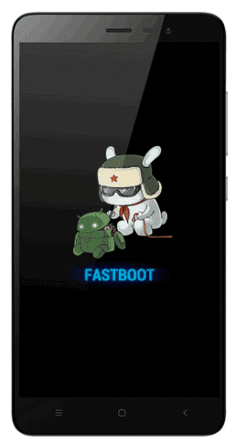 fastboot mode redmi 6