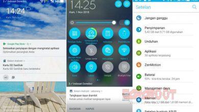 ROM ZenUI Android Nougat Redmi 5A (Riva) 3