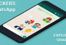Gambar Cara Membuat / Menambah Stiker Whatsapp Sendiri di Android 5